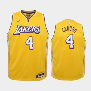 Women Los Angeles Lakers Alex Caruso City Jersey